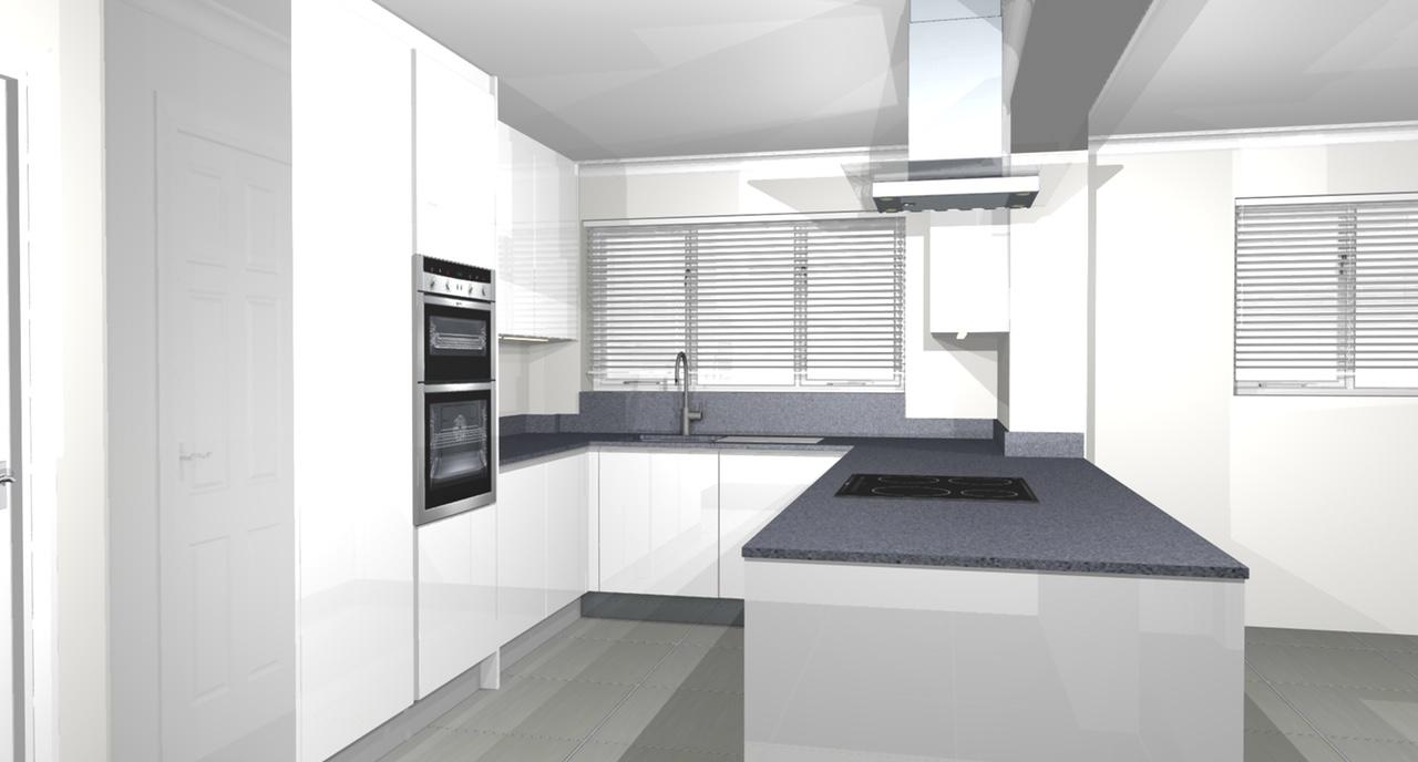 24/7 Trades Ltd- Kitchen